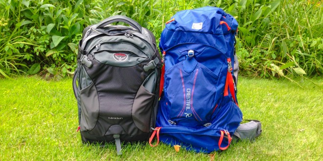 Choosing Your RTW Backpack