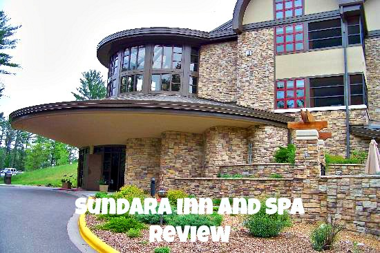 Sundara Inn and Spa Entrance