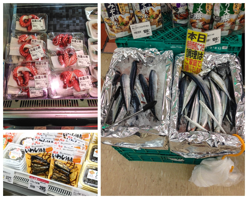 Seafood Japanese Grocery Store