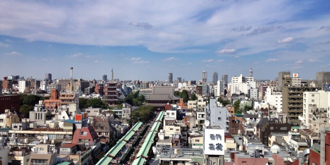 Five Reasons I Fell in Love with Tokyo