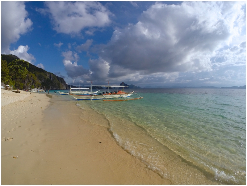 7 Commandos Beach El Nido Tour A