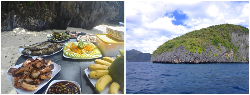 El Nido Tour C Lunch