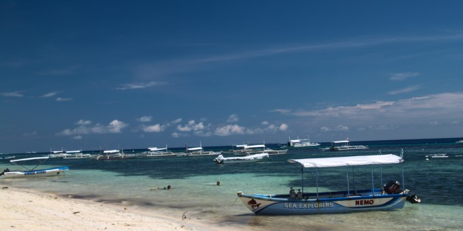 Five Days on Alona Beach, Panglao Island