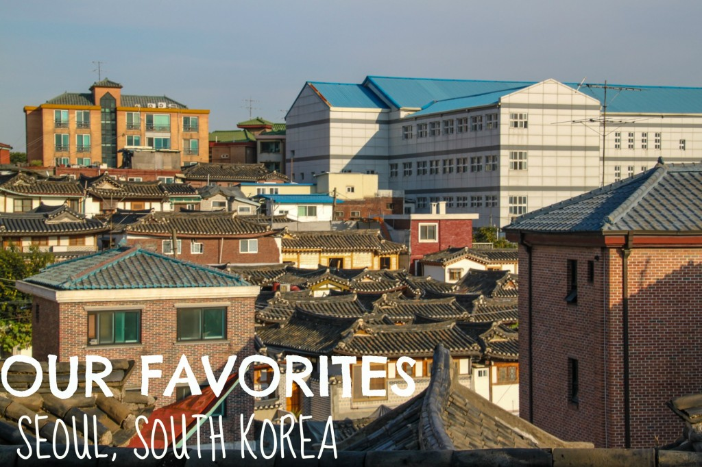 5 budget friendly activities in Seoul