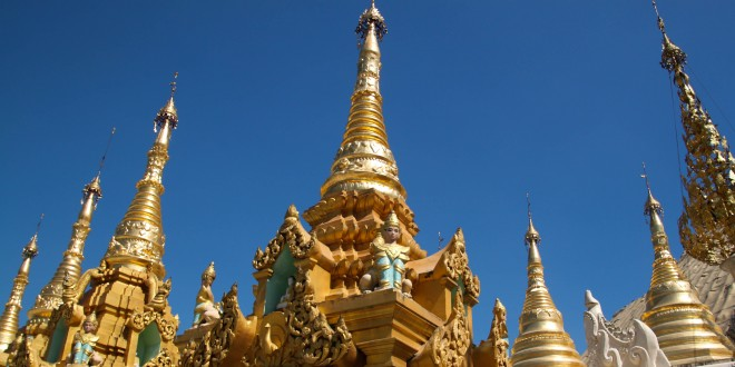 Myanmar: A Golden Country