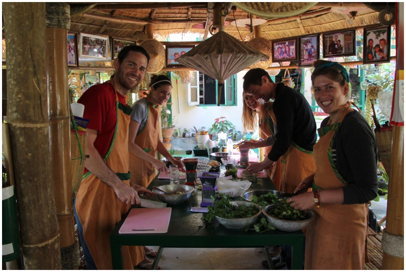 Bamboo Delight Cooking School Inle Lake