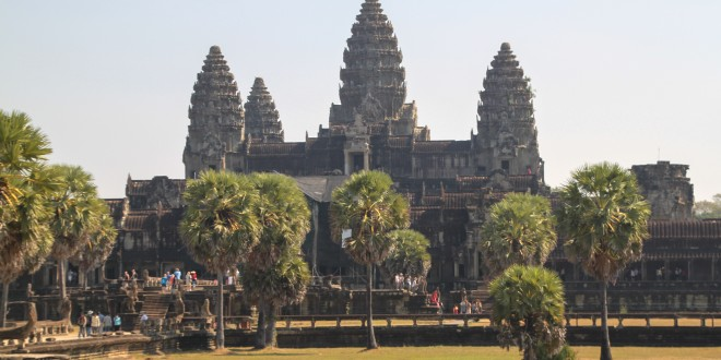 Angkor Wat and More – Cambodia