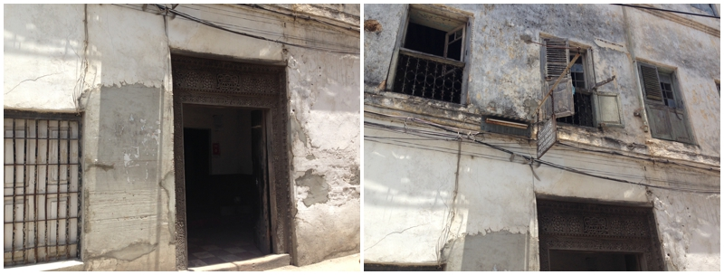 The birthplace of Freddie Mercury, Stone Town Zanzibar