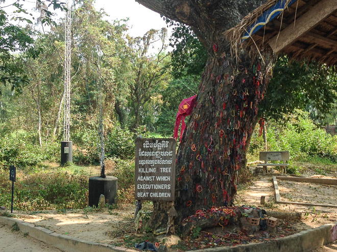 Killing Fields Children Tree