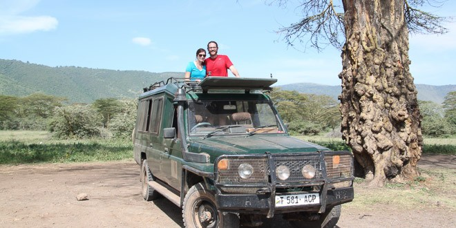 First Taste of Africa: Ngorongoro Crater and Lake Manyara