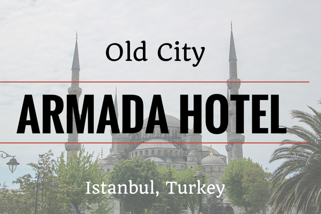 Armada Old City Hotel Istanbul