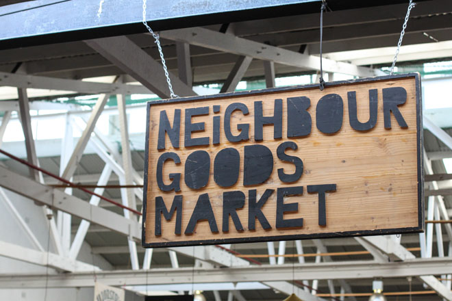 Neighbor Goods Market Cape Town