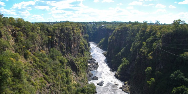 That One Time We Jumped Off A Bridge – Victoria Falls