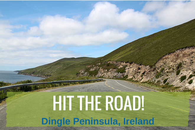 Road trip the Dingle Peninsula in Ireland
