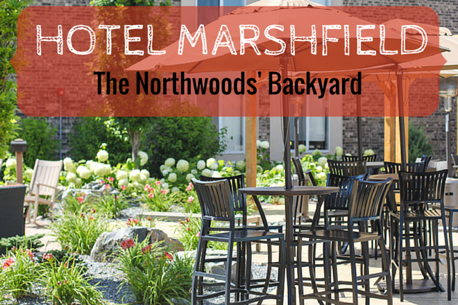 Review of Hotel Marshfield in Wisconsin
