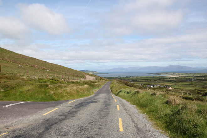 You can drive the Dingle Peninsula in a day