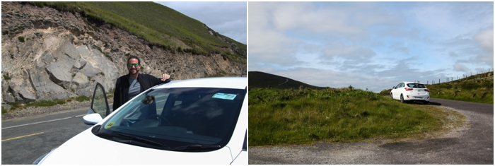 Rent a car and road trip in Ireland
