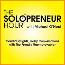 The Solopreneur Hour Podcast reccomodation