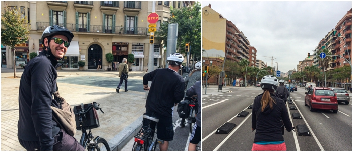 eBike tour in Barcelona
