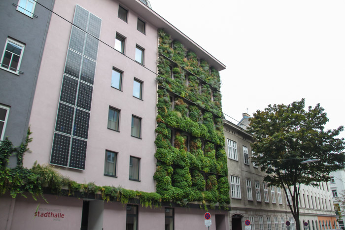 Travel green at boutiquehotel stadthalle in vienna great for Design hotel boutique vienna