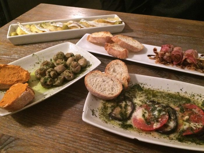 Cheap tapas in Barcelona