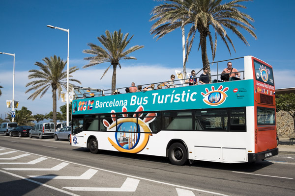 Barcelona Turistic Bus Sightseeing