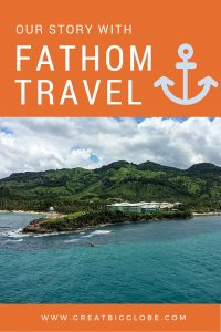 Fathom Travel Cruise
