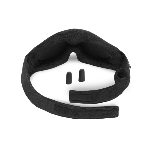 The Cabeau Midnight Magic Sleep Mask is a must have for every traveler!