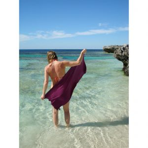 The Sea to Summit Drylite Towel is perfect for busy travelers!