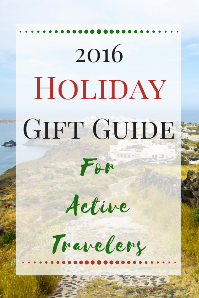 Our holiday gift guide for travelers is perfect for those that travel for business or pleasure!