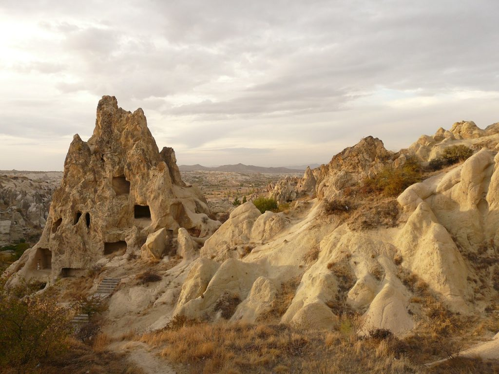 Göreme in Turkey