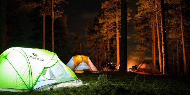 How To Make Your Camping Trip More Like Glamping, Without The Extra Cost