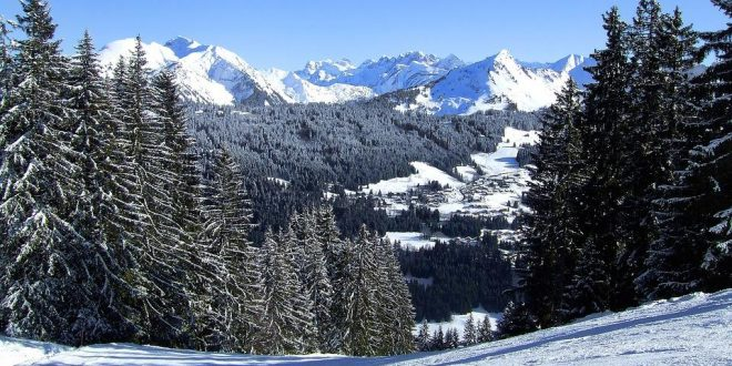 5 Spots You Should Put on Your Alpine Ski Holiday Itinerary