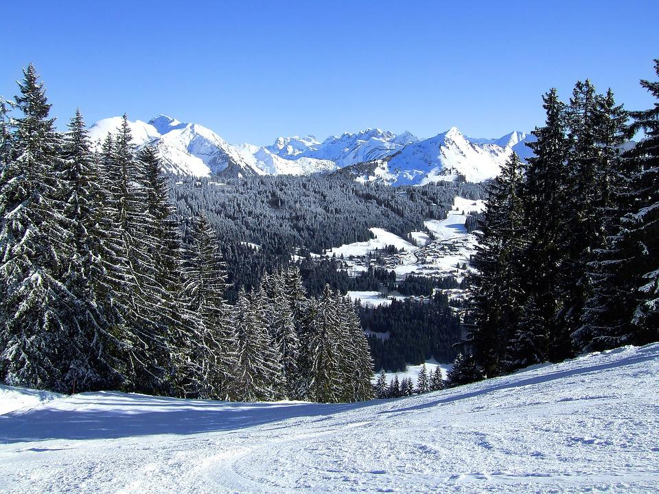 Alpine Ski Holiday